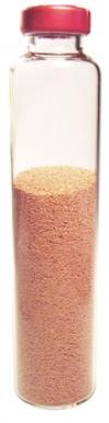 Медь посеребренная восстановленная, гранулы, флакон РМ (B1011)