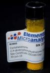 Стандарт циклогексанона 2.4-динитрофенилгидразона для элементного анализа (B2005)