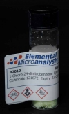 Стандарт 1-хлоро-2,4-динитробензола для элементного анализа (B2010)