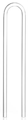 Трубка редукторная U-образная прозрачная (C1003)
