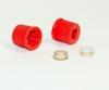 Крышки с резьбовым соединением и силиконовыми уплотнителями, в наборе (C1020)