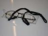 Очки защитные в металлической оправе (E2078)