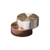 Сертифицированный стандарт чистого магния с остаточными примесями (61XMGP2A)