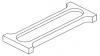 Платформа формы bone из пиролитического графита (для использования в кюветах с плато) (10154357)
