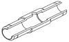 Кювета графитовая стандартная с пироуглеродным покрытием (конус 90°) (10192888)