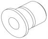 Электрод графитовый правый (конус 90°) (10192899)