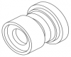 Электрод графитовый правый (конус 60°) (10193273)