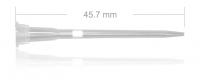 Наконечники AHN myTip FT 0,5-10/20 мкл, прозрачные, стерильные, с фильтром, пакет