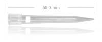 Наконечники AHN myTip FT 5-300 мкл, прозрачные, стерильные, с фильтром, штатив