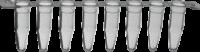 Стрипы из 8 пробирок AHN myTube PCR 0.2мл, h=31.8 мм