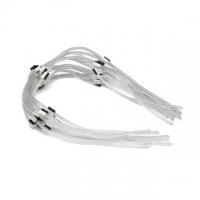 Трубки Silicone для перистальтического насоса, ID 1.02 мм, 3 упора, белый/белый (G1820-65217)