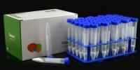Набор для пробоподготовки 2 PSA/C18, QuEChERS, AOAC 2007.01, дисперсия, 15/8 мл х50 (400 мг PSA, 400 мг C18, 1200 мг MgSO4)