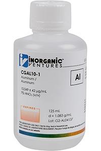 Стандарт алюминия одноэлементный водный (CGAL10-500ML)