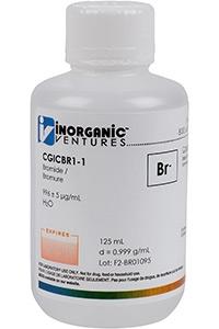 Стандарт брома одноэлементный водный (CGICBR1-500ML)