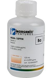 Стандарт бария одноэлементный водный (MSBA-10PPM-500ML)