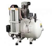 Безмасляный воздушный компрессор для ИСП-ОЭС с осушителем, 220 В/60 Гц (a_N0777604)
