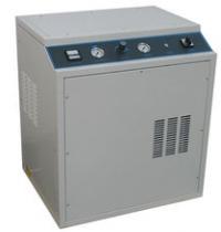 Безмасляный воздушный компрессор для ИСП-ОЭС с осушителем в шумозащитном корпусе, 220 В/50 Гц (a_N0777606)