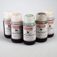 Стандарт хрома металлорганический Cr 5000ppm в 20сСт бланковом масле CONOSTAN (150-500-245)