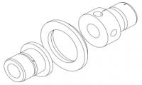 Электроды для HGA с отверстием для датчика (10040156)