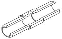 Кювета графитовая стандартная с пироуглеродным покрытием (10154423)