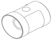 Шрауд (shroud) для Зееман-коррекции (10157017)