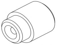 Электрод графитовый для Зееман-коррекции (10197175)