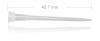 Наконечники AHN myTip 0.5-10/20 мкл, прозрачные, пакет