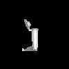 Пробирки микроцентрифужные 0.5 мл, прозрачные, стерильные, h=31.6 мм, 1000 шт./уп. (3-116-C5-0)