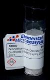 Стандарт хлорида бензилтиурония для элементного анализа (B2007)