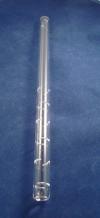 Вставка цилиндрическая 245мм закрытая с 1 конца (C1097)