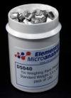 Чашки для элементного анализа прессованные, стандартный вес (D5040)