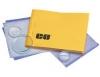 Салфетки для чистки оптики 102х127 мм, технические, буклет (52-105)