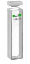 Кювета абсорбционная Макро, стандарт. ячейка, оптическое стекло, спектрал.диапазон 320-2500 нм, длина пути 5 мм, объем 1750 мкл (Z802891-1EA/100-5-20)