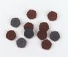 Крышки обжимные алюминиевые серебристые с септами ПТФЭ/бутил, 20 мм, 1000 шт. (a_B0104240)