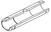 Кювета графитовая с плато без покрытия (10154331)