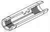 Кювета графитовая с возможностью установки платформы Львова и пироуглеродным покрытием (10154359)