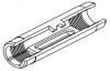 Кювета графитовая с предустановленной платформой и пироуглеродным покрытием (10154366)