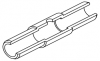 Кювета графитовая для введения увеличенного объема образца и пироуглеродным покрытием (10154369)