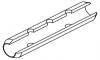 Кювета графитовая стандартная с 5 отверстиями и пироуглеродным покрытием (10154376)