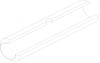 Кювета графитовая стандартная с пироуглеродным покрытием (10158659)