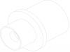 Электрод графитовый стандартный (10158674)