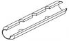 Кювета графитовая стандартная с 5 отверстиями без покрытия (10159065)