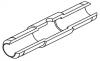 Кювета графитовая для введения увеличенного объема образца с пироуглеродным покрытием (конус 60°) (10163697)