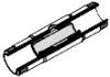 Кювета графитовая с омега-платформой, увеличенным сроком эксплуатации и пироуглеродным покрытием (10323832)